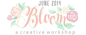 bloom workshop ad