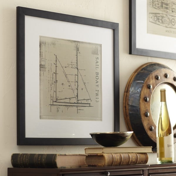 Birch-Lane-Starboard-III-Framed-Print