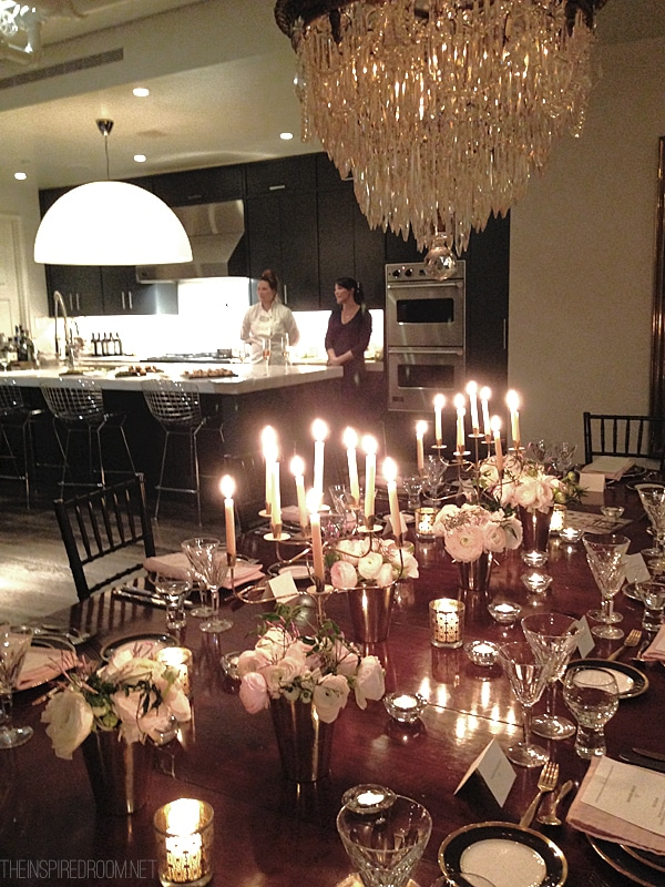 Dinner Party At Christiane Lemieux S Soho Loft The