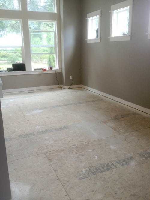 """The """"Gathering Room"""" plans + new cabinet"""