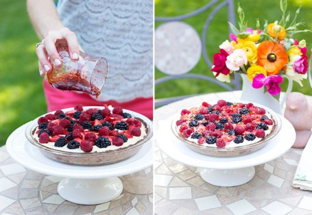 Super Yummy Fruit Tart Recipe