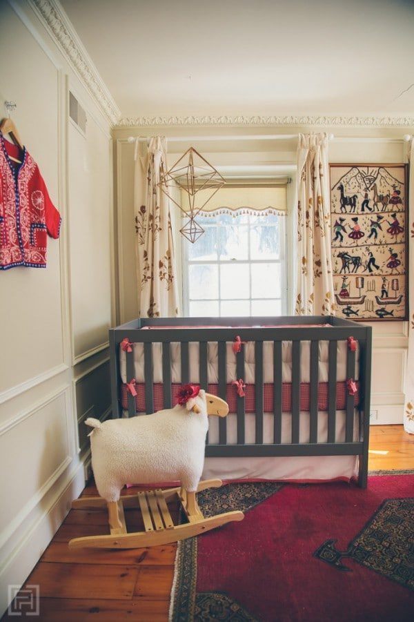 Global Inspired Nursery {Fieldstone Hill Designs}