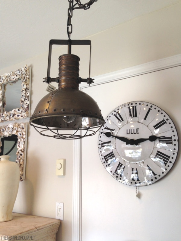 Industrial Light and Clock at Sesame and Lilies Cannon Beach