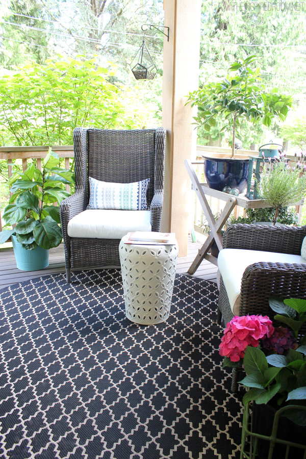 Outdoor Space Decorating Ideas - The Front Porch