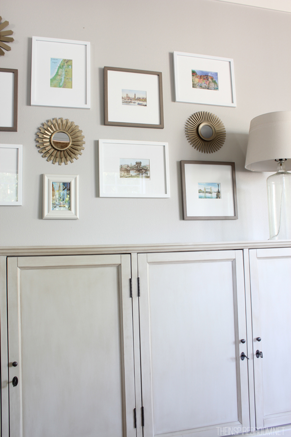 Creating Visual Flow in Decorating Your Home {Part 2}