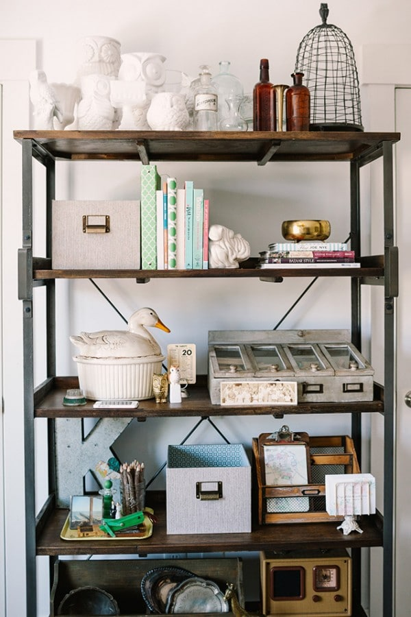 Dreamy Studio Space {Natty Michelle Paperie}
