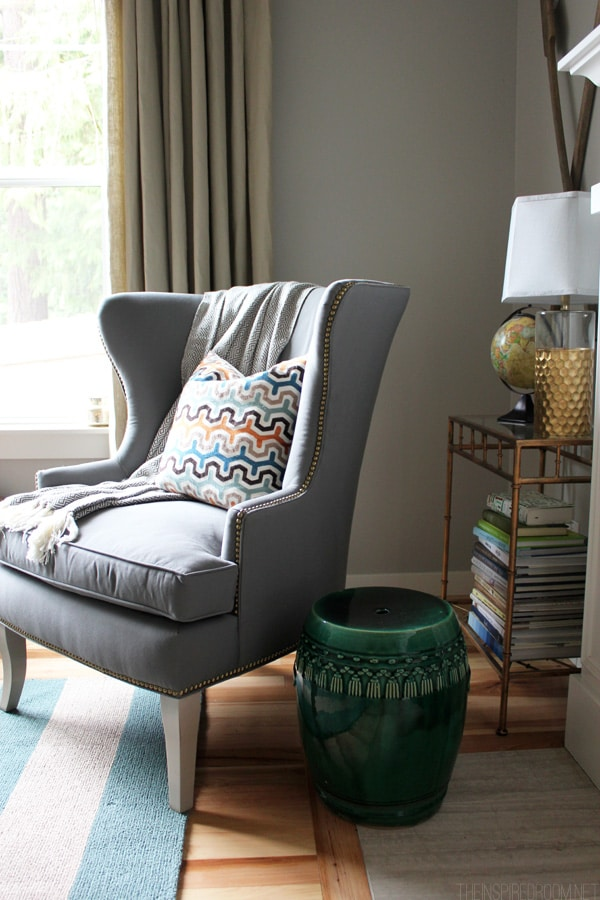 Decorating with Pattern and Texture - The Inspired Room