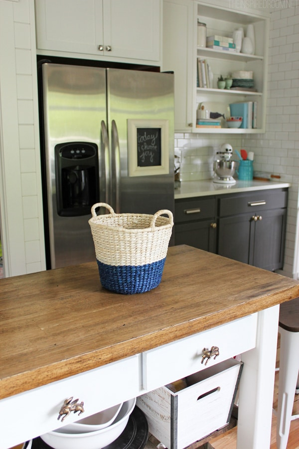 Decorating with Texture - The Inspired Room Kitchen