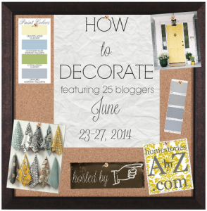 How to Decorate - The Inspired Room