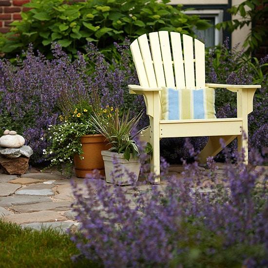 {Inspired By} Adirondack Chairs