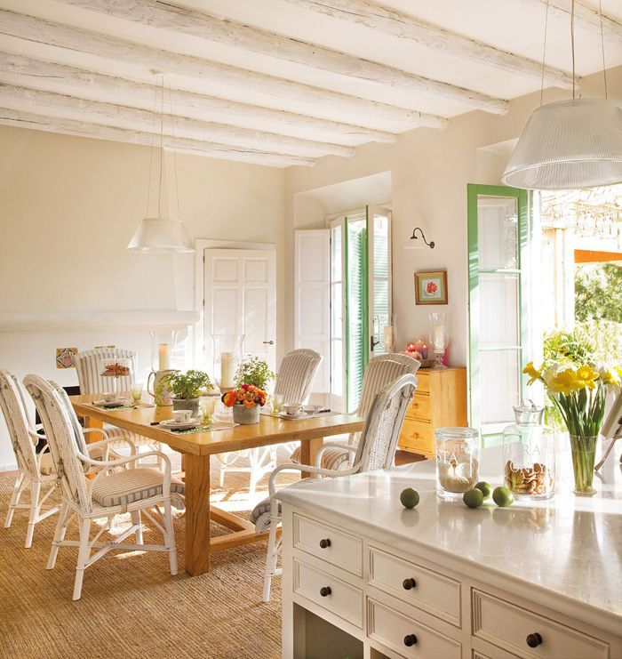 Country Farmhouse Kitchen Tour