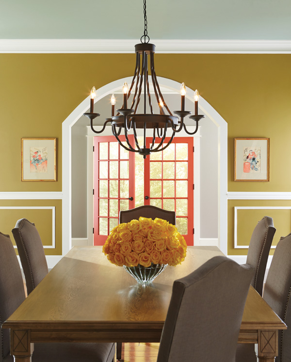 Dining Room Pretty Paint Palette