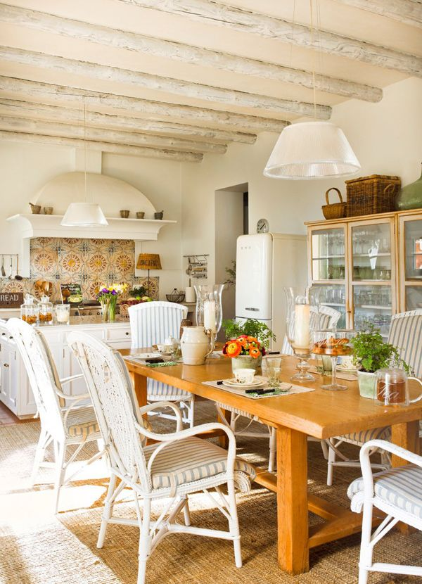 Farmhouse Country Kitchen Room Tour