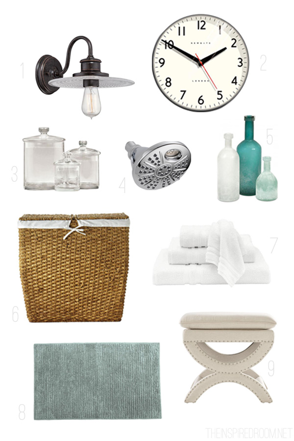 10 Simple Bathroom Luxuries