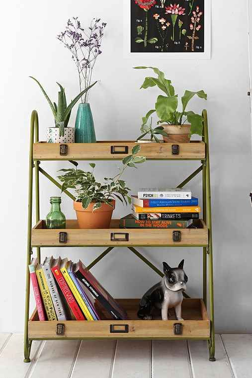 Tiered Ladder Shelf from Urban Outfitters