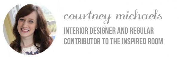 Courtney The Inspired Room banner