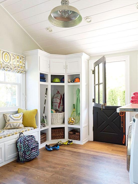 Dream Laundry Room - The Inspired Room