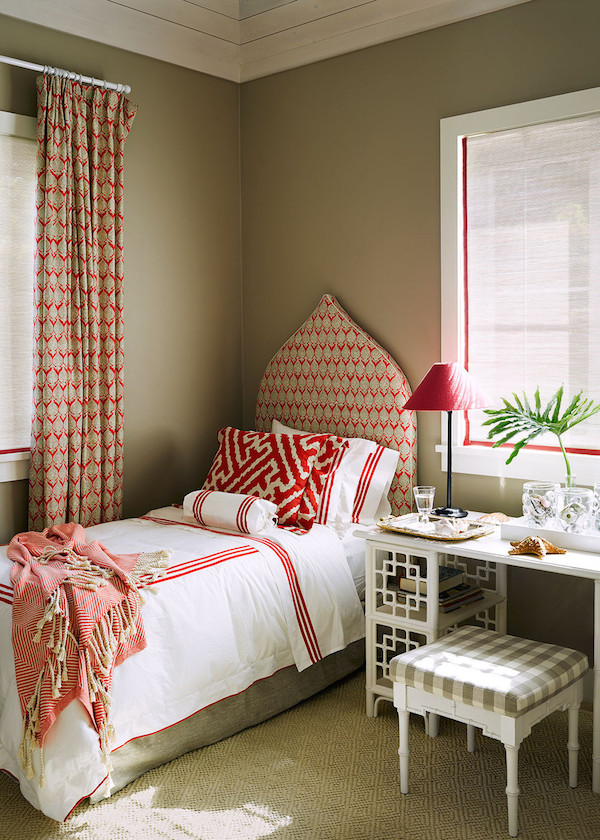 Inspired By Fabric Roman Shades The Inspired Room