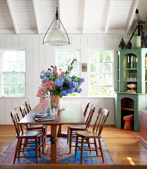 Cottage Dining Room: 7 Lovely Dining Rooms