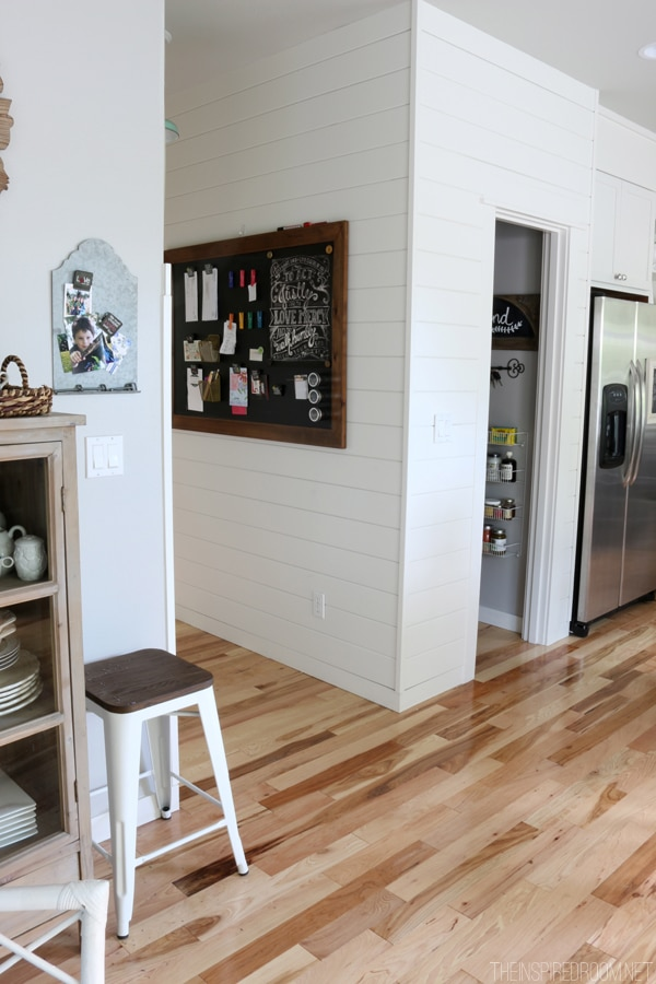 Wood Paneled Room Design: Architectural Details: Shiplap Paneling