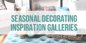 Seasonal Decorating Ideas and Inspiration - The Inspired Room