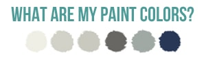 The Inspired Room House Neutral Paint Colors