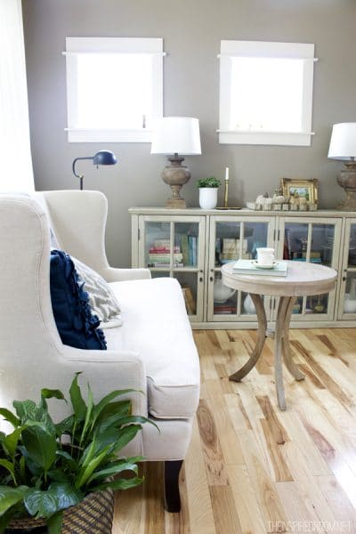 Design Your Own Living Room Free: Making Myself At Home {& The New Reading Corner!}