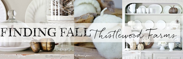Finding Fall {Home Tour}