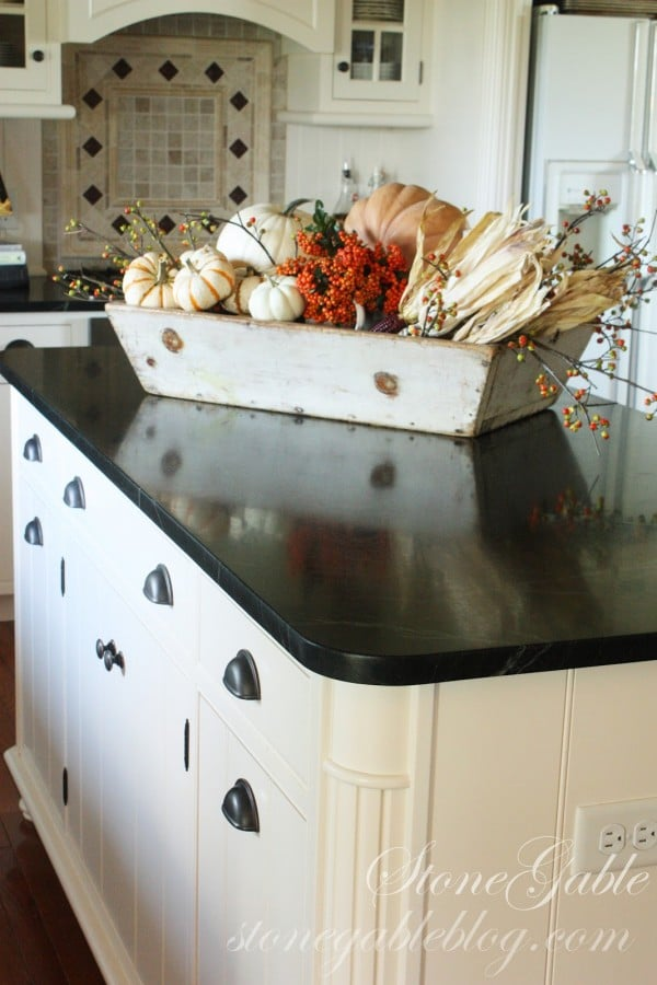 5 Little Ways To Bring Fall To The Kitchen The Inspired Room