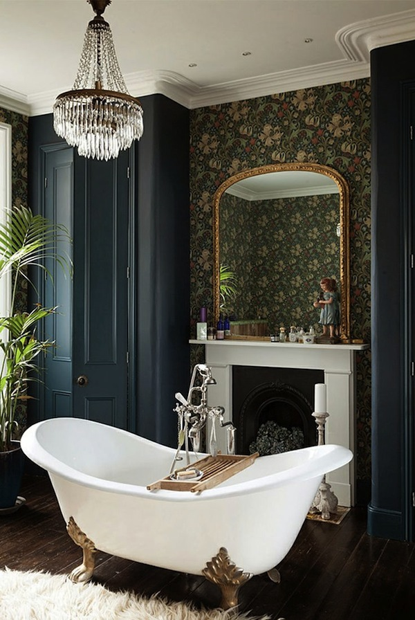 {Inspired By} Clawfoot Tubs