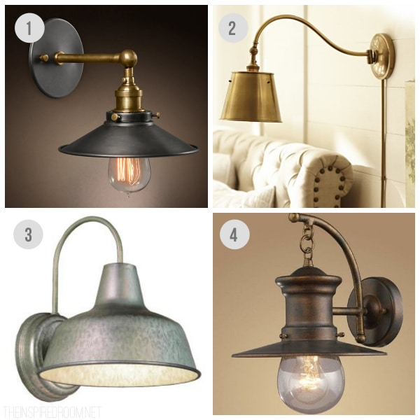 Lighting Sources In My Home