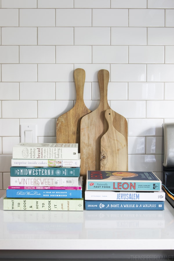 Cookbooks for Fall and Winter