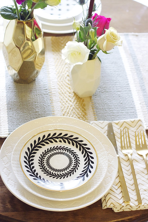 Layering - Styling Tips for Entertaining