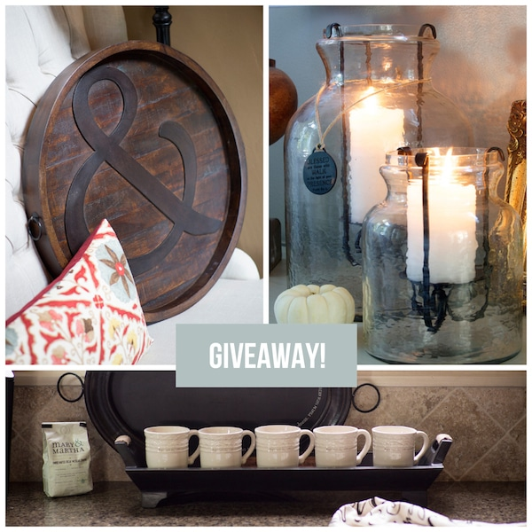 Mary and Martha Giveaway on The Inspired Room