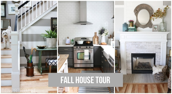 Fall House Tour - The Inspired Room copy
