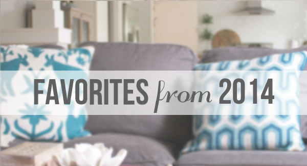Favorites from 2014