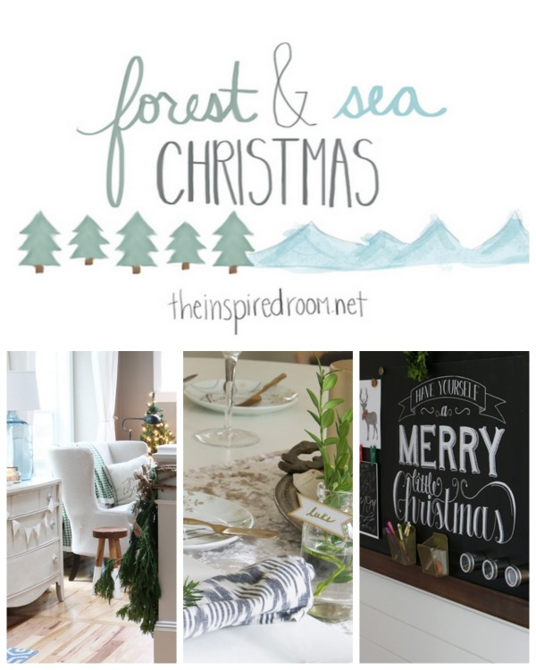 Forest & Sea Christmas Tour - The Inspired Room