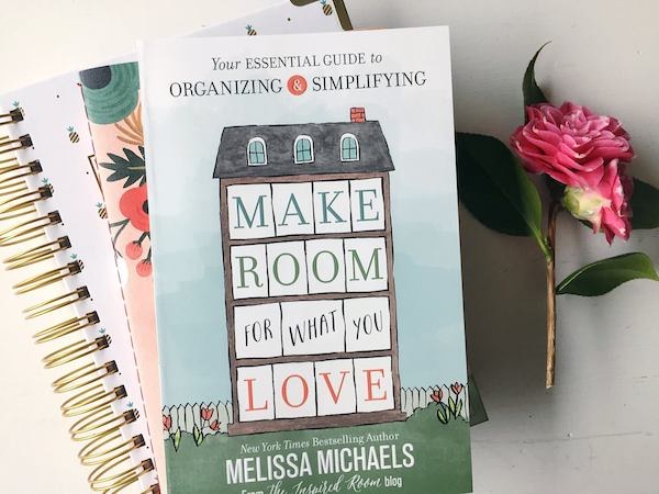 The Secret to Getting Organized