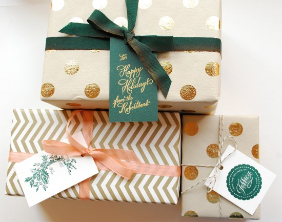Pretty Wrapping Paper Inspiration