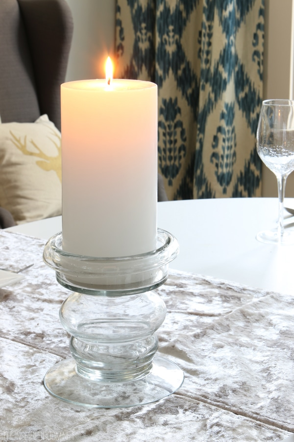 Candelight - Simple Winter Decorating