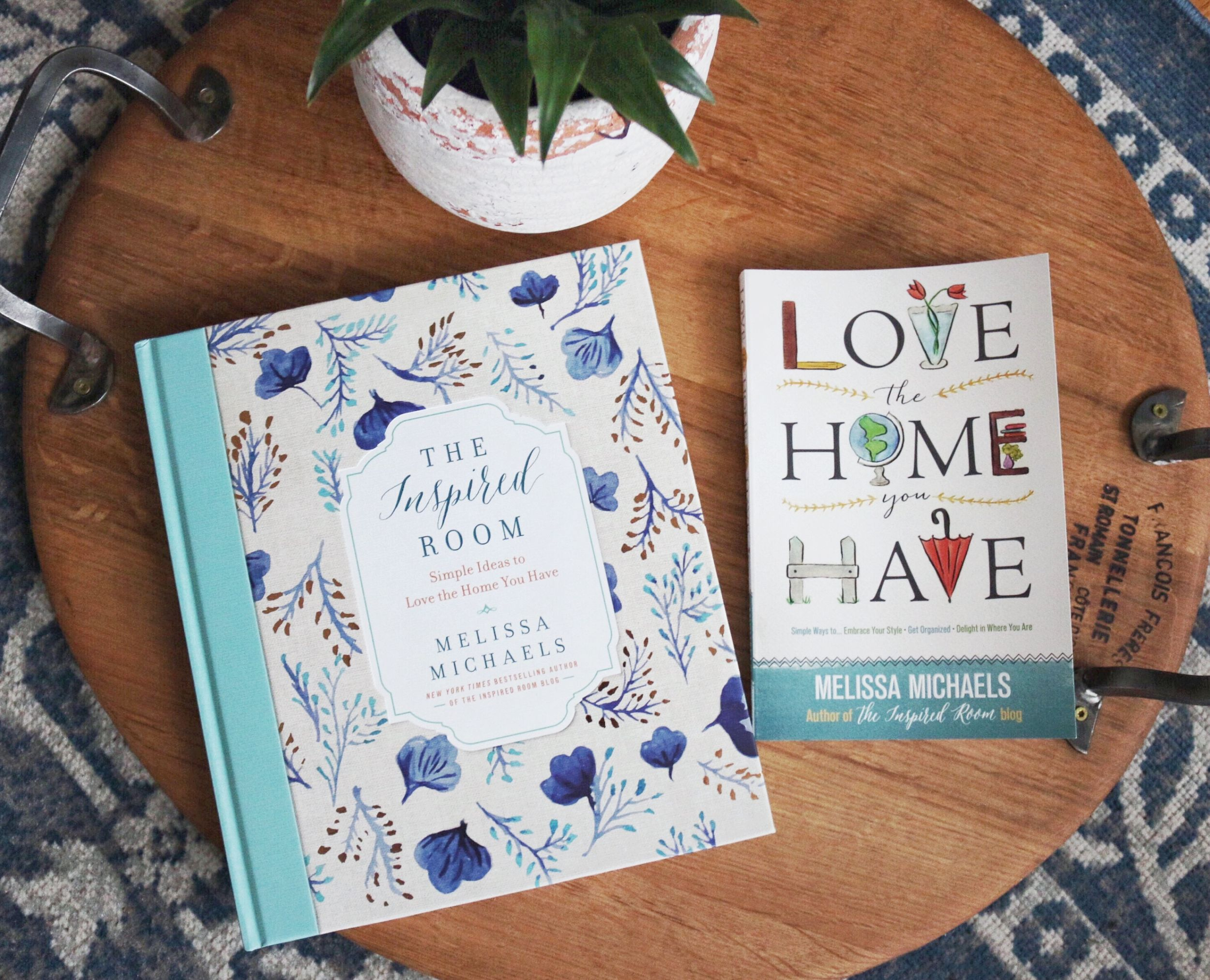 The Inspired Room and Love the Home You Have