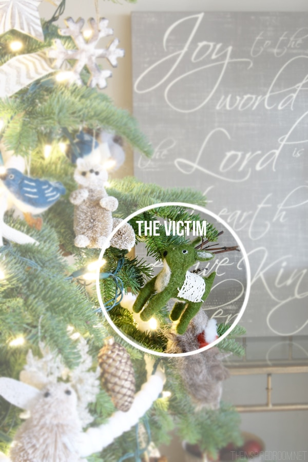 The Unraveling - The Inspired Room Christmas