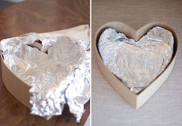 DIY Floral Heart {Valentine's Day Gift Idea}