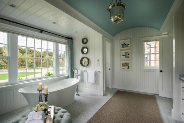 HGTV Dream Home 2015 Blue Master Bathroom