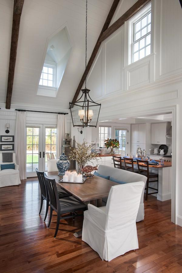HGTV Dream Home 2015 - Dining Room with High Ceilings