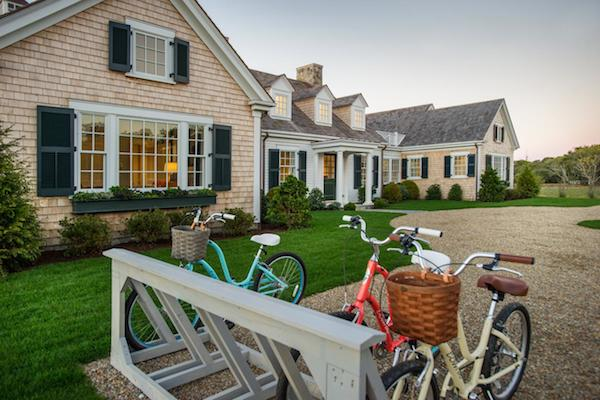 HGTV Dream Home 2015 - Exterior and Bike Rack