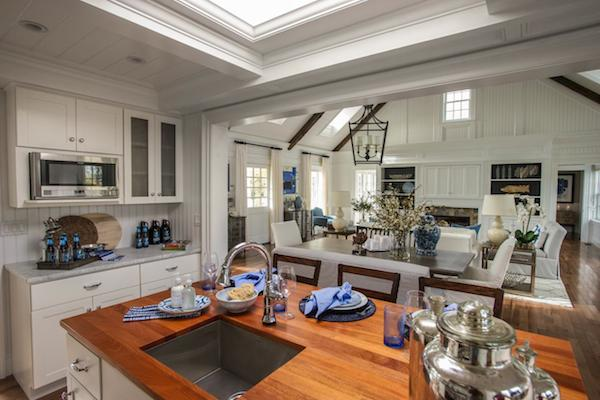 HGTV Dream Home 2015 - Kitchen View to Living Room