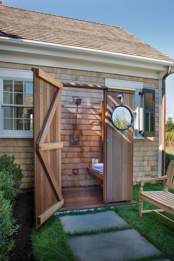 HGTV Dream Home 2015 - Outdoor Shower