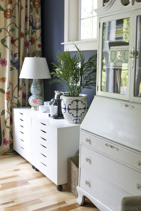 Organizing the Office {& BHG Top Ten Decorating Blogs!} - The ...