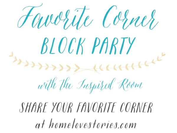 Favorite Corner Block Party with The Inspired Room